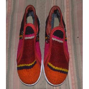 buy online 3446b 02078 Zapatillas Con Cierre Altas De Pullo
