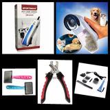 Pack Peluquería Mascotas (maquina+aspiradora+cepilllo+ Corta