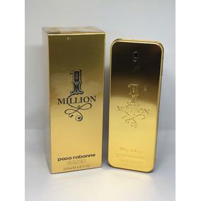 Perfume One Million Edt. 200ml - 100% Original +amostra