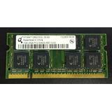 Memoria Ddr2 1gb Para Laptop Pc2-5300s 667mhz Infineon
