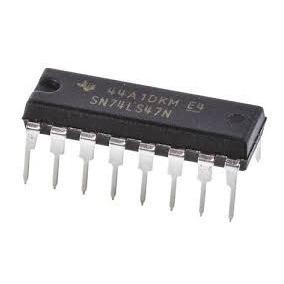 Circuito Integrado Sn74ls47 Bcd Decodificador 7 Segmentos