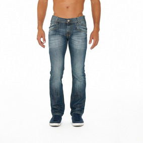 Jeans Oggi Bonham Red X1541105 Slim