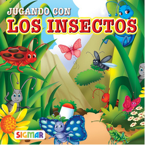 Jugando Con Los Insectos Colección Mini Reflejos