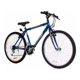 Bicicleta Mountain Bike Rodado 26 18v 19151 Halley