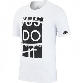 a3544fcc9b Camisetas Nike 100 Algodao - Calçados