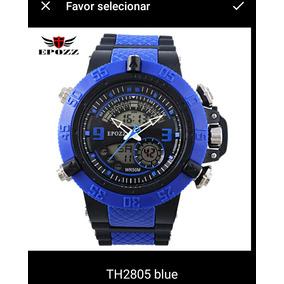 9b50b8f2ce0 Epozz 3001 - Relógios De Pulso no Mercado Livre Brasil