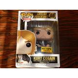 Figuras Funko Pop! Kurt Cobain Excelentes!!