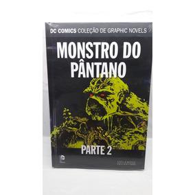 Dc Comics Graphic Novels Monstro Do Pântano Pt2 Ed.67
