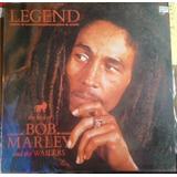 Bob Marley, Legend Vinilo Edicion Colombia 1990