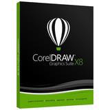 Corel X8 Suite Diseña 32 Bits Win