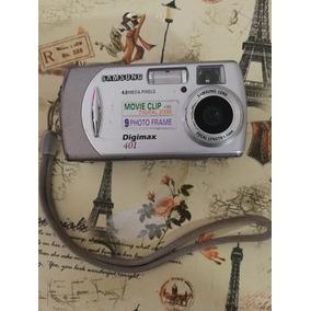 Camara Digital Samsung Digimax 401 4 Megapixeles