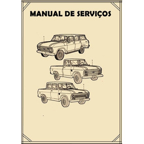 Manual De Serviço Linha Chevrolet C-10 C-14 C-15 Pdf