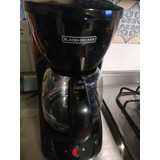 Cafetera Black And Decker