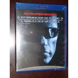 Blu Ray O Exterminador Do Futuro - Rebelião Das Maquinas