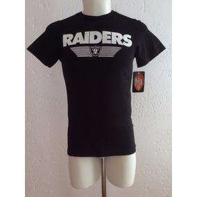Playera Oakland Raiders Producto Oficial Nfl en Mercado Libre México f8a71d748d1