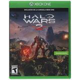 Juego Halo Wars 2 Xbox One Usado Original