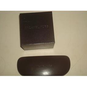 Kit Caixa Original Relógio Michael Kors C/ Almofada + Case