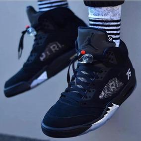 68aa60ef649 Zapatillas Importadas  Nike Jordan Retro 5  Para Hombre