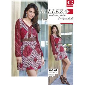 46c5ba81 Vestidos Estampados Cklass - Ropa, Bolsas y Calzado en Mercado Libre ...