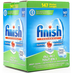 Detergente Finish Powerball Lavaplatos Concentrado