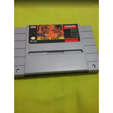 Final Figth Snes Original Nintendo