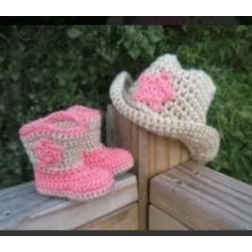 fcf9a3380 Toquillas...para Sombreros Y Botas Vaqueras - Ropa para Bebés en ...