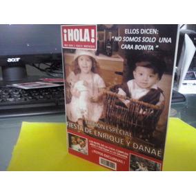 Invitacion Mini Revista Hola