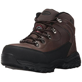 b81e60a924a Botas Con Casquillo Skechers Hombre - Zapatos en Mercado Libre México