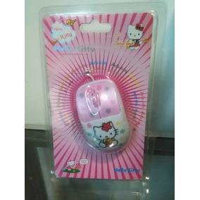 Mouse Optico Hello Kitty Oferta Somos Tienda