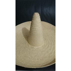 8aa8b83daa56d 10 Sombrero Zapata Liso Zapatista 70cm Fiestas Patrias Mex