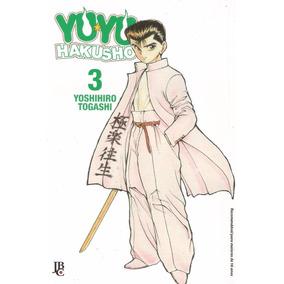 Yu Yu Hakusho Esp. Edição 1-2-3-4-5-6-7-8-9-10-11-12-13-14