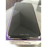 Celular Motorola One-black 64 Gb Lacrado