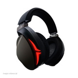 Auriculares Gamer Asus Rog Strix Fusion 300, 7.1 Virtual, Mi