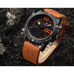 Relógio Masculino Naviforce 9095 Militar Esporte Original