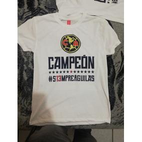 Playeras De América Campeón