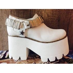 Zapatos Mujer 2016 Invierno Plataformas Blancos - Ropa y Accesorios ... b099836c5f79