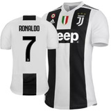 Camisa Juventus Cr7 - Original 18/19