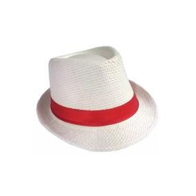 Chapeu Malandro Vermelho - Chapéus no Mercado Livre Brasil 6280a2868f5