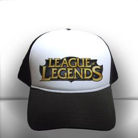 2f4b1e7b8f8 Bone League Of Legends - Calçados