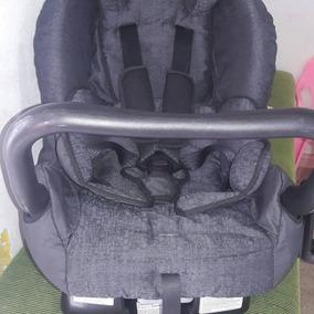 Cadeirinha E Bebê Conforto Borigotto Semi Nova