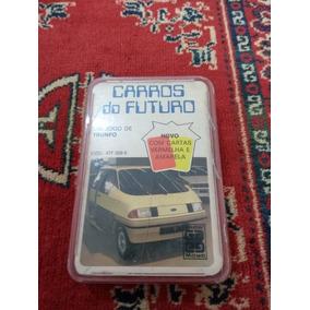 Super Trunfo Da Grow Anos 80 Carros Do Futuro
