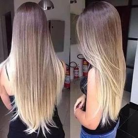 Alongamento Tic Tac Ombré Hair , 60cm