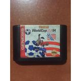 Jogo World Cup Usa 94 Sega Genesis Mega Drive Original