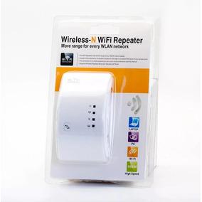 Repetidor Amplificador Wifi 300mbps Sem Fio Promoção Top