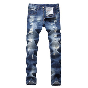 2d1ab3107e Ropa Pantalones Rotos Para Hombres - Ropa y Accesorios en Mercado ...