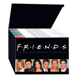 Friends Série Completa 10 Temporadas 40 Dvd