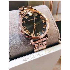 Relogio Michael Kors Original Rose Gold - Relógios no Mercado Livre ... f52adba562