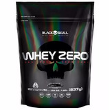 Whey Protein Isolado Zero Cookies Cream 837g Black Skull