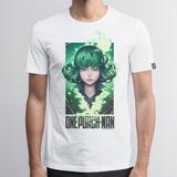 Camisa Camiseta Anime One Punch Man Tornado Tatsumaki 555d8c2124d4d