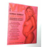 Revista Vip Rara Lacrada Carla Perez Grávida Dezembro 2001